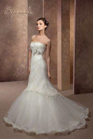 Свадебное платье «Вероника» — № в базе 6676