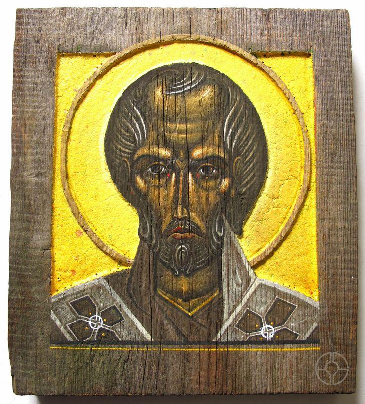 Sergii Radkevych | ICONS St Nicholas