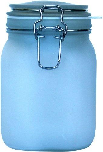 led solar jar #blue