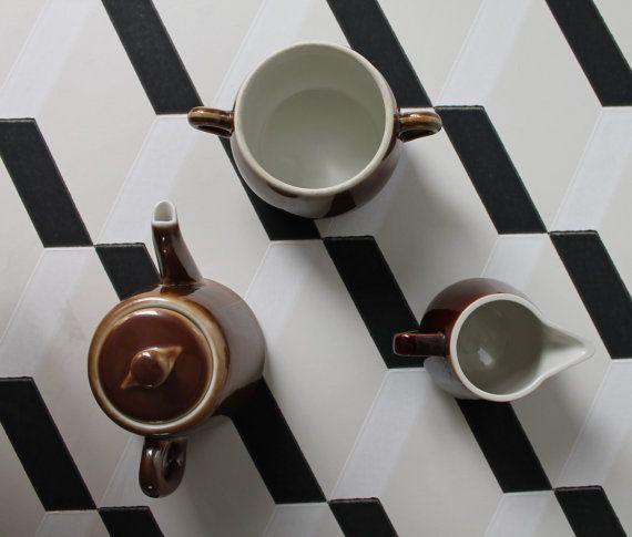 3 pièces / PILIVITE PILLIVUYT & Cie Porcelaine à par HASBEENDECO