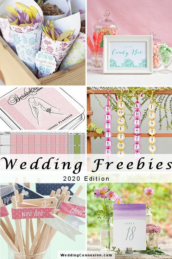 Wedding Freebies 2020 Edition Elegant Wedding Ideas In 2020 Wedding Freebies Free Wedding Planner Free Wedding