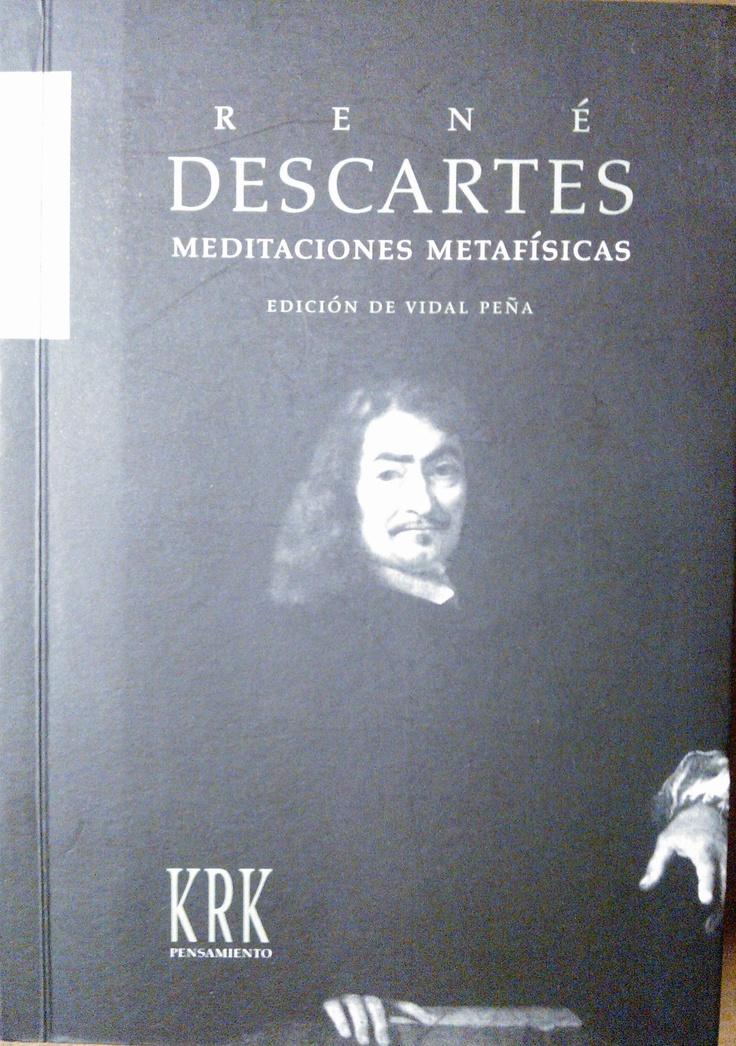 Descartes - Meditaciones metafísicas #lagalatea