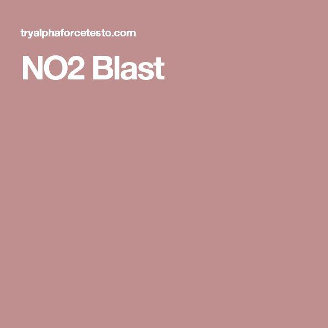 NO2 Blast