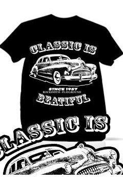 Classic is Beatiful Tişört XL #modasto #giyim #erkek https://modasto.com/hammer/erkek/br73616ct59