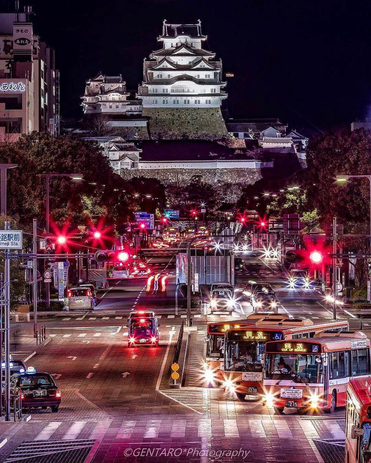 姫路城 Himeji Castle @gentaro0111