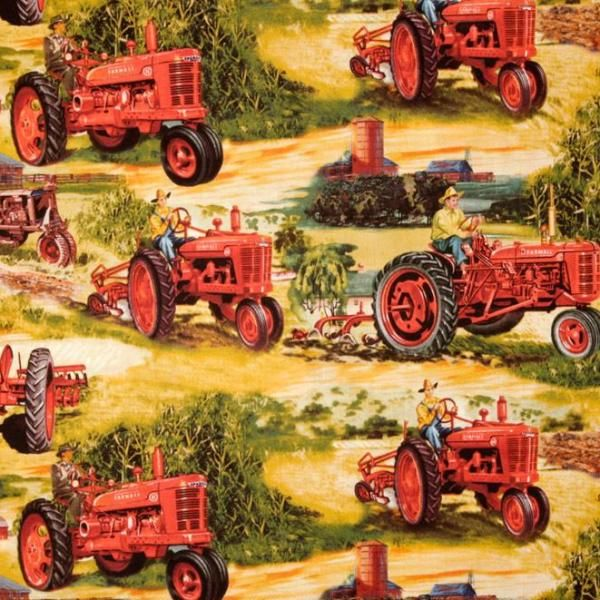 15 best tractor quilts images on pinterest case ih home for International harvester decor