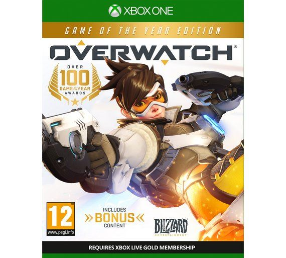 Buy Overwatch Game of the Year Edition Xbox One Game at Argos.co.uk, visit Argos.co.uk to shop online for Xbox One games, Xbox One, Video games and consoles, Technology