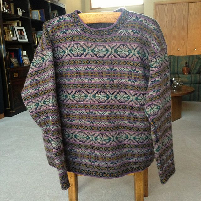 87 best Fair Isle images on Pinterest | Blouses, Knitting and ...