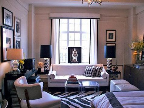 Studio Apartment Style Ideas 10 tips for designing a studio apartment {or other small spaces