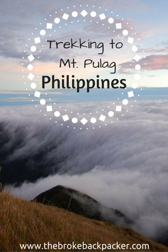 how to go to mt pulag from baguio