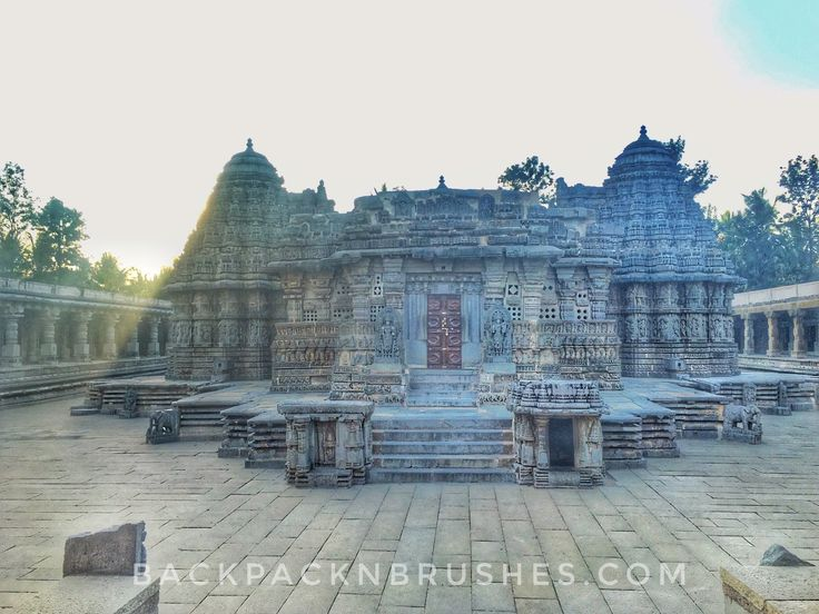 Jaw dropping as we were when we visited these beautiful Hoysala constructed temples in Karnataka. The Hoysala Architecture has its own uniqueness and every carvings and sculptures there have a story to tell you. Theses temples are most underrated and hidden gems of Karnataka.