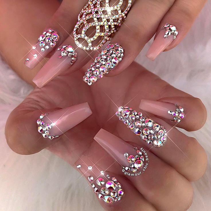 Best 25+ Luxury nails ideas on Pinterest