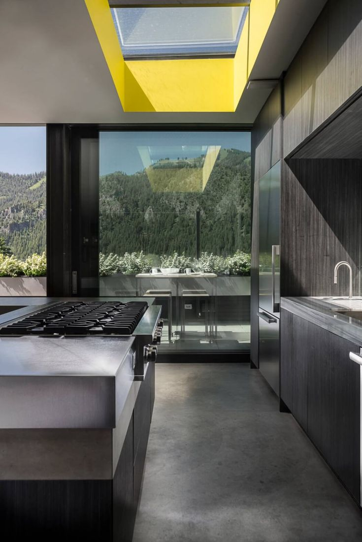 Private Residence in Ketchum | HomeAdore