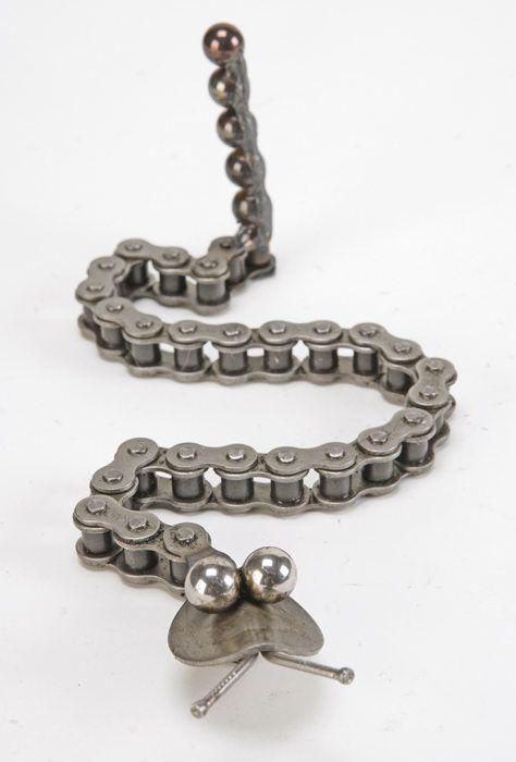 Large Rattle Snake by Rich Kolb
