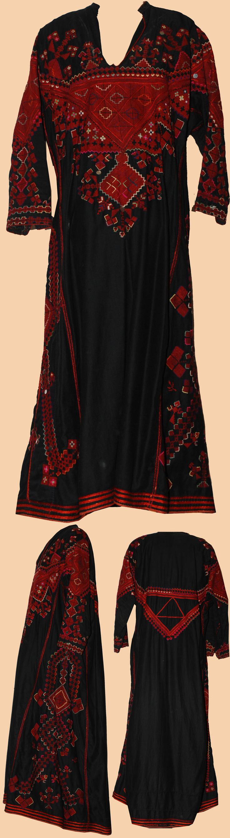 Images about palestinian dresses on pinterest