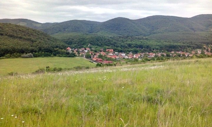 The place where I live in Hungary,  Felsőtárkány!