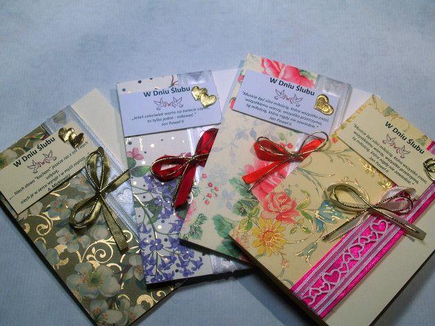 Kartka ślubna - elegancka, ze złotem. - GoldPaperArt - Kartki ślubne #ślub #kartka #ślubna #okolicznościowa #weeding #card #handmade #rękodzieło