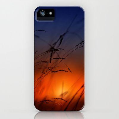 Con las últimas luces iPhone & iPod Case by unaciertamirada - $35.00