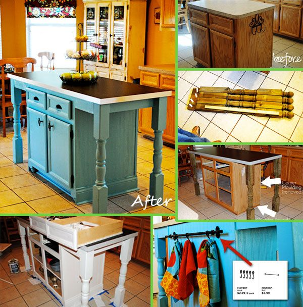 19 Budget Friendly Kitchen Makeover Ideas: 3383 Best Images About DIY EVERYTHING On Pinterest
