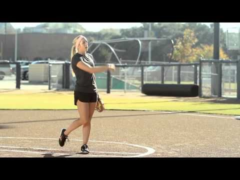 Softball Pitching Drills: Arm circle - Amanda Scarborough