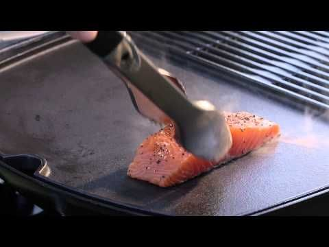 Using a Hotplate on your Weber® Q™ - YouTube