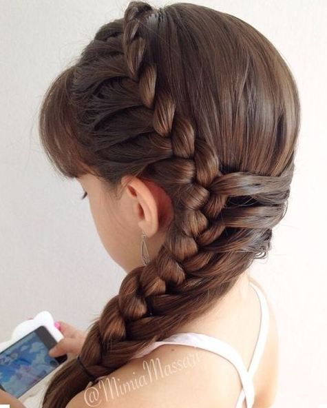 Amazing 10 braided hairstyles for girls