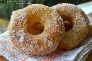 Šišky zemiakov a vanilka