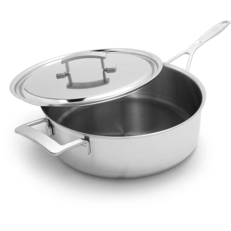 Demeyere® Industry5 Covered Sauté Pans | Sur La Table