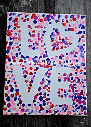 17 Basteln zum Valentinstag für Kinder   - Holiday Crafting - #basteln #Craftin...