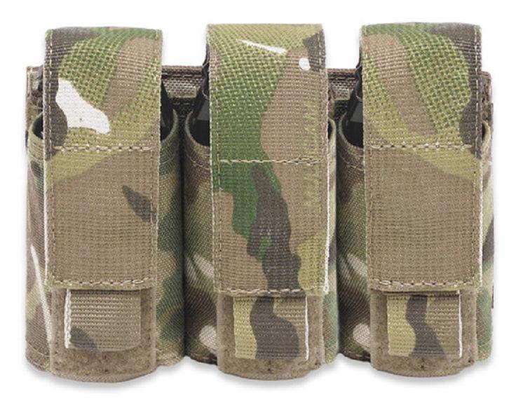 CHK-SHIELD Ausrüstungs Onlineshop | Dreier 40mm-Granatentasche WARRIOR Elite Ops | Polizei- Militär- und Behördenbedarf