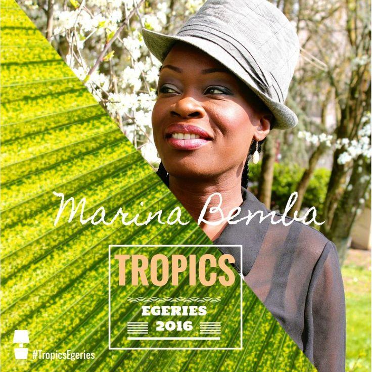 Marina Bemba - #TropicsEgéries by Tropics Magazine