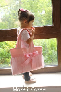 Make it Cozee: Tutorial: Little Ballerina Bag for Addie's dance class??? one for Alaina too?