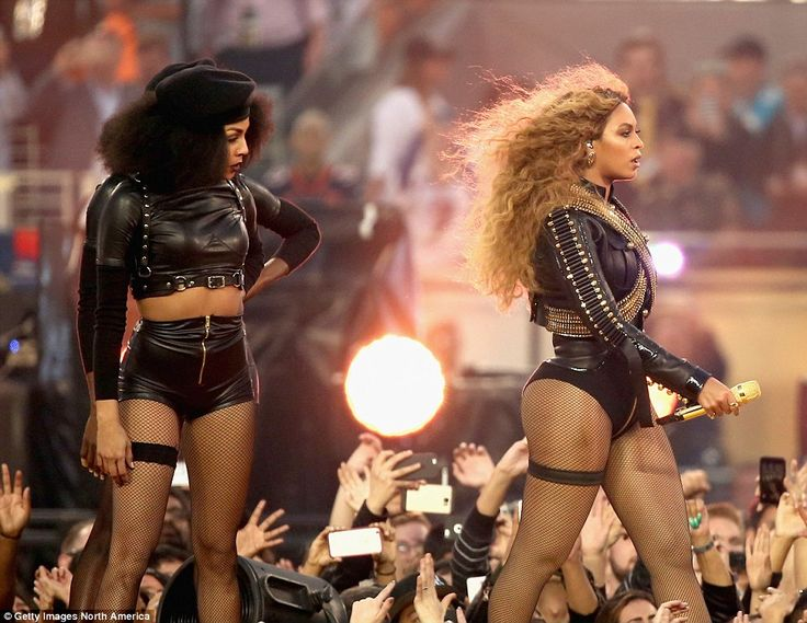 Beyonce used her slot during the Super Bowl 50 halftime show to make a highly political po...