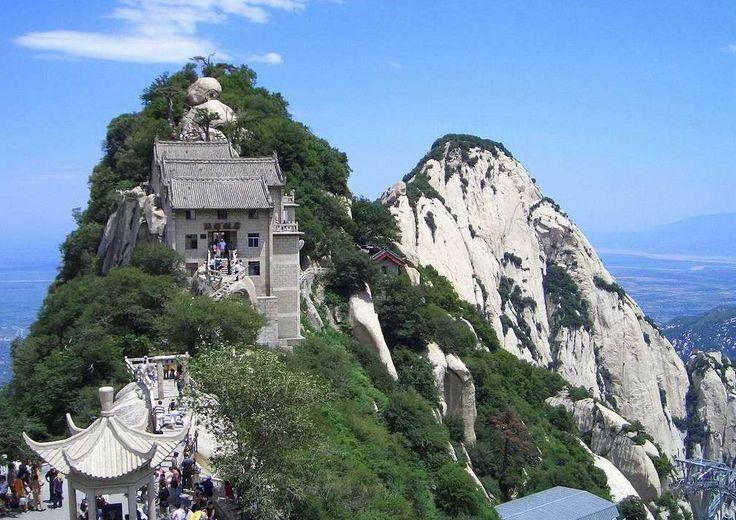Huashan Teahouse - China
