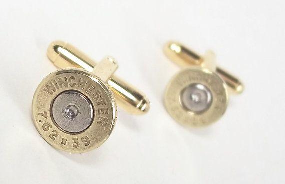 vintage Winchester cufflinks