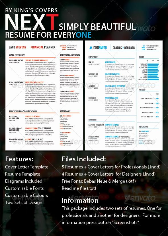 16 best resume images on Pinterest Resume, English language and - artsy resume templates