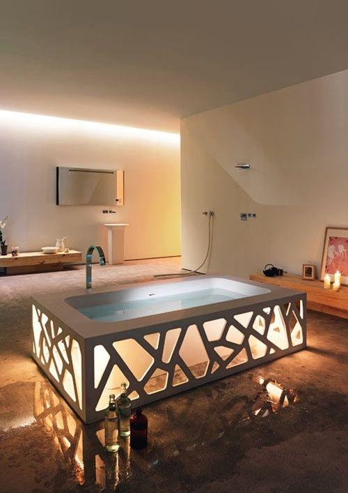 40 Romantic Bathrooms - Style Estate -