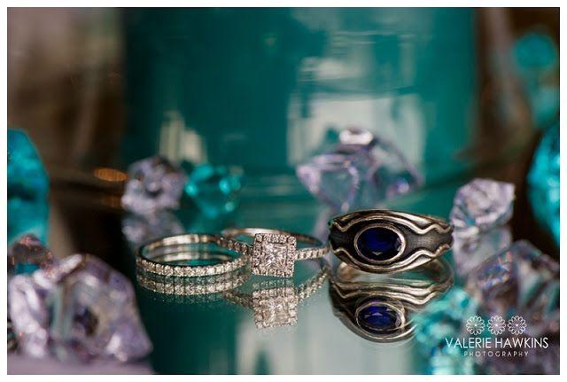 Wedding Rings.  Valerie Hawkins Photography: