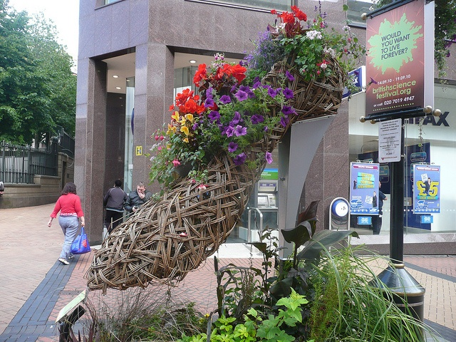 Birmingham in Bloom- Stiletto by holly's mum, via Flickr