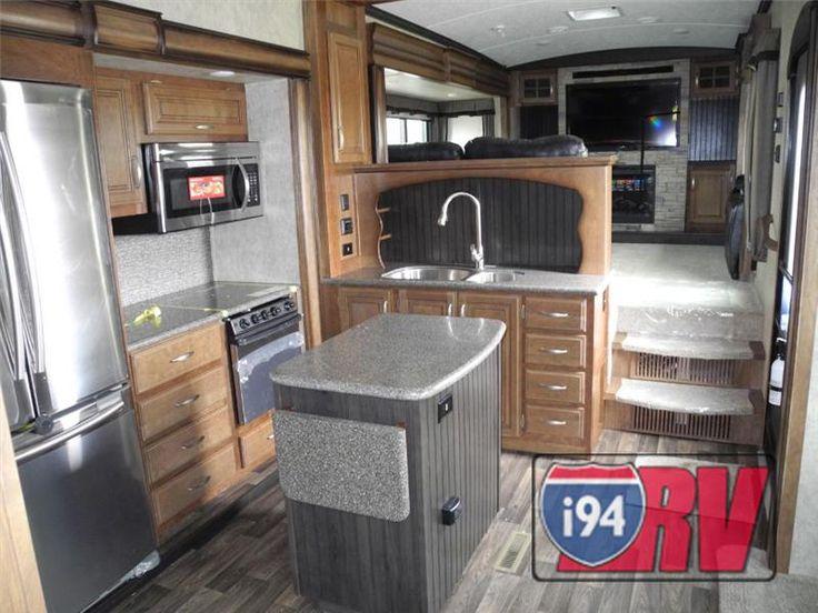 2015 keystone rv montana 3711 fl front living fifth wheel - Montana fifth wheel front living room ...