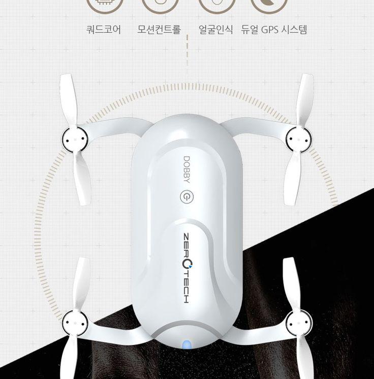 4K 셀피드론 [Dobby Drone] [펀샵]
