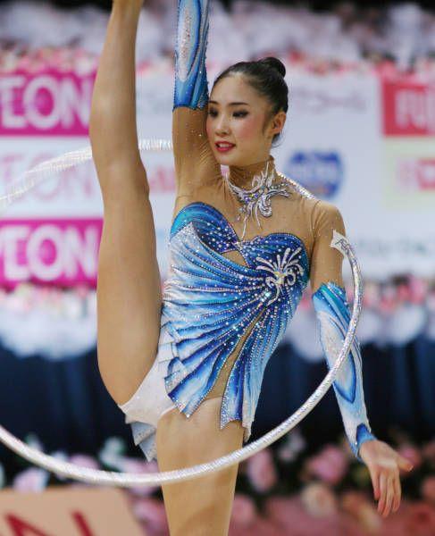 Sakura HAYAKAWA (JPN) Hoop