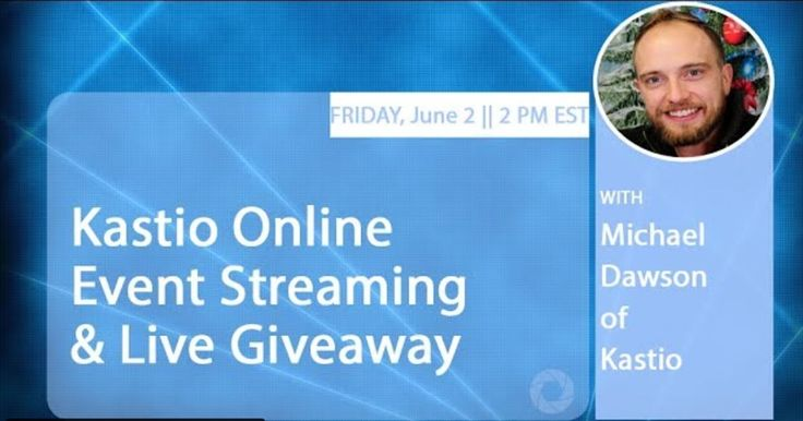 YouTube Live Exclusive Interview with Eventstream CEO Michael Dawson will be live tomorrow at 11AM PST 2PM EST (June 2nd, 2017)