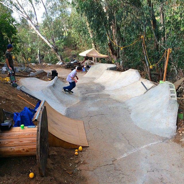 53 Best Images About DIY Spot Skate On Pinterest