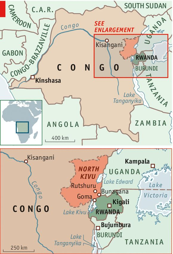 Can Congolese Army build on the recent (Nov 2013) M23 rebel surrender? from @The Economist