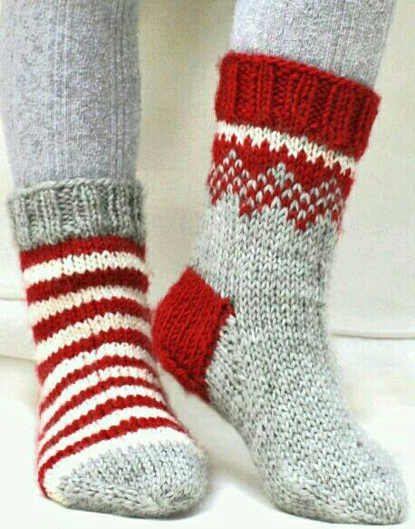 Socks for the holidays