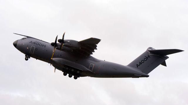 L'Airbus A400M qui s'est crashé près de l'aéroport de Séville, samedi, réalisait son premier vol d'essai.