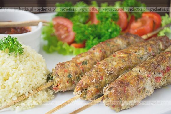 Kebab z grilla Iwony