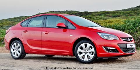 New Car Deals | Get a brand new Opel Astra sedan 1.6 Essentia in South Africa at a discount