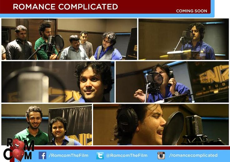Romance Complicated - Recalling the launch of mesmerizing Singer Javed Ali #RomComTheFilm #RomanceComplicated